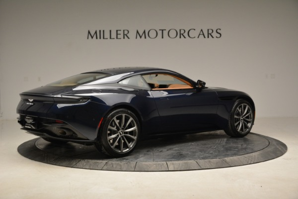 New 2018 Aston Martin DB11 V8 for sale Sold at Bentley Greenwich in Greenwich CT 06830 8