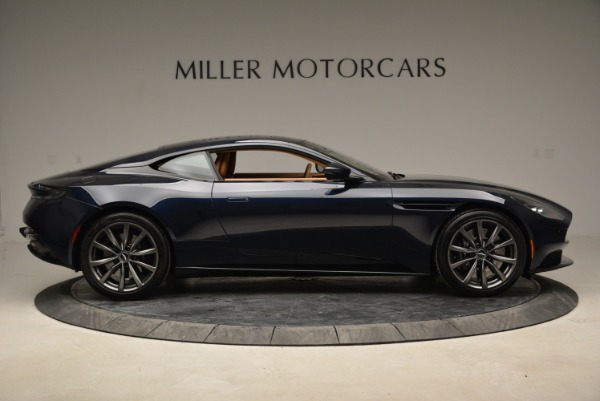 New 2018 Aston Martin DB11 V8 for sale Sold at Bentley Greenwich in Greenwich CT 06830 9