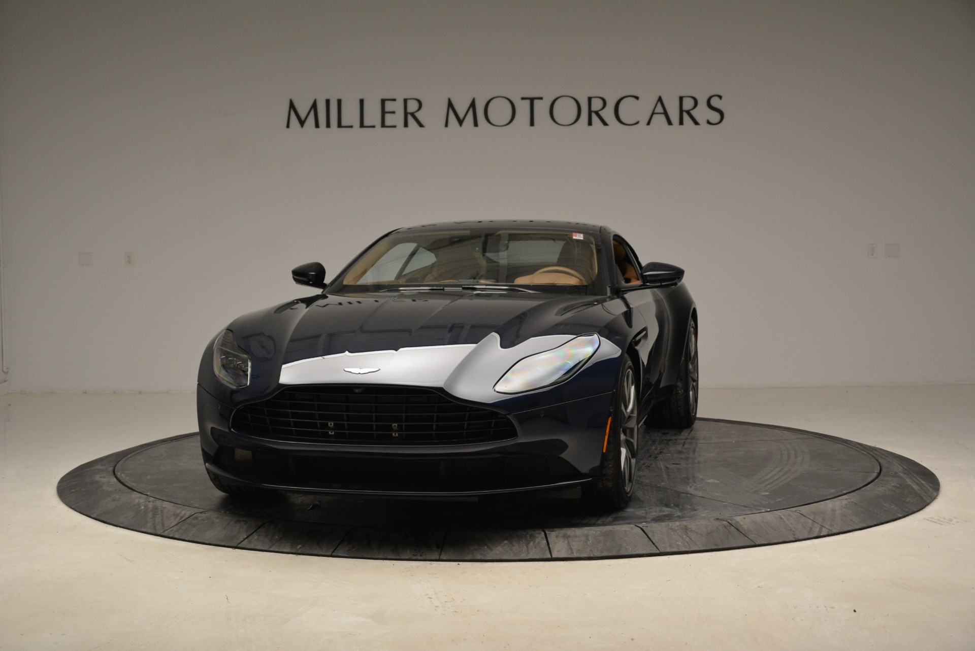 New 2018 Aston Martin DB11 V8 for sale Sold at Bentley Greenwich in Greenwich CT 06830 1