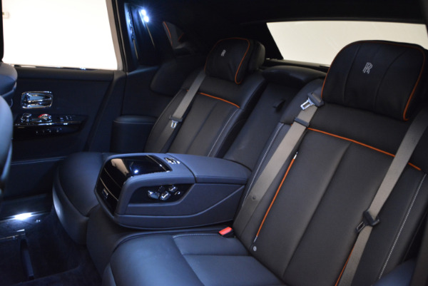 Used 2018 Rolls-Royce Phantom for sale Sold at Bentley Greenwich in Greenwich CT 06830 17