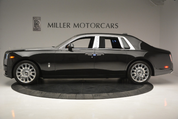 Used 2018 Rolls-Royce Phantom for sale Sold at Bentley Greenwich in Greenwich CT 06830 2