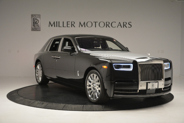 Used 2018 Rolls-Royce Phantom for sale Sold at Bentley Greenwich in Greenwich CT 06830 9