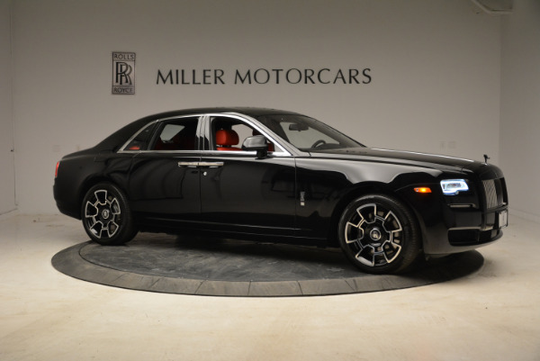 Used 2017 Rolls-Royce Ghost Black Badge for sale Sold at Bentley Greenwich in Greenwich CT 06830 10
