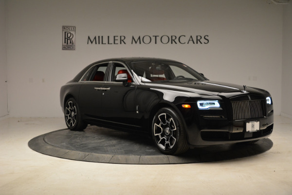 Used 2017 Rolls-Royce Ghost Black Badge for sale Sold at Bentley Greenwich in Greenwich CT 06830 11