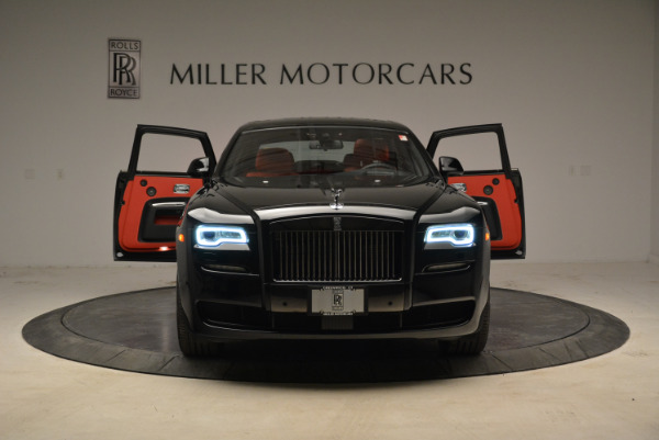 Used 2017 Rolls-Royce Ghost Black Badge for sale Sold at Bentley Greenwich in Greenwich CT 06830 13