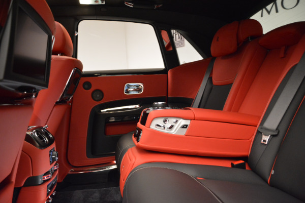Used 2017 Rolls-Royce Ghost Black Badge for sale Sold at Bentley Greenwich in Greenwich CT 06830 26