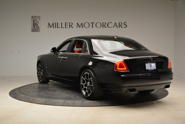 Used 2017 Rolls-Royce Ghost Black Badge for sale Sold at Bentley Greenwich in Greenwich CT 06830 5
