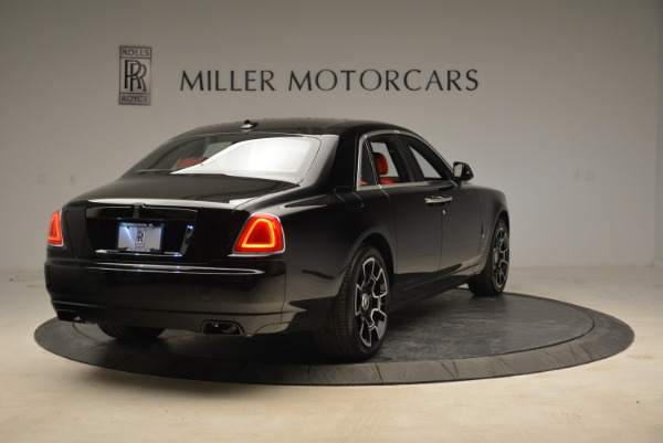 Used 2017 Rolls-Royce Ghost Black Badge for sale Sold at Bentley Greenwich in Greenwich CT 06830 7