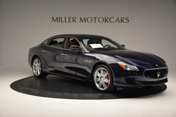 New 2016 Maserati Quattroporte S Q4 for sale Sold at Bentley Greenwich in Greenwich CT 06830 11