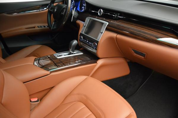 New 2016 Maserati Quattroporte S Q4 for sale Sold at Bentley Greenwich in Greenwich CT 06830 20