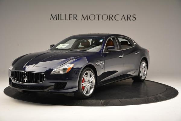 New 2016 Maserati Quattroporte S Q4 for sale Sold at Bentley Greenwich in Greenwich CT 06830 1