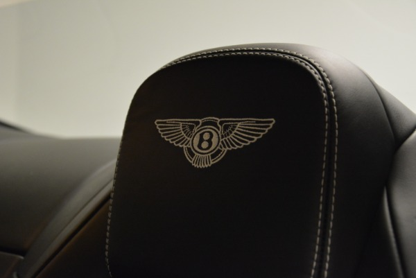 Used 2015 Bentley Continental GT V8 S for sale Sold at Bentley Greenwich in Greenwich CT 06830 17