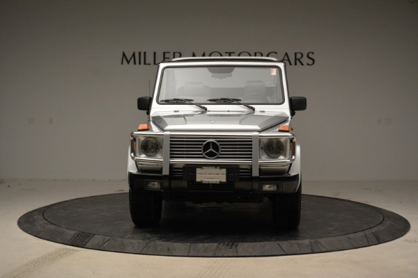 Used 1999 Mercedes Benz G500 Cabriolet for sale Sold at Bentley Greenwich in Greenwich CT 06830 12