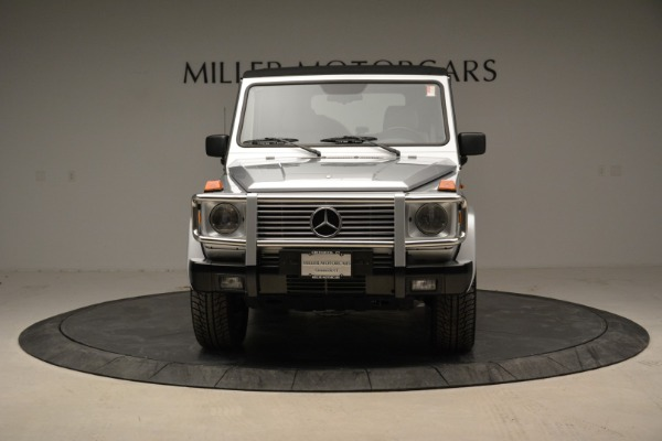 Used 1999 Mercedes Benz G500 Cabriolet for sale Sold at Bentley Greenwich in Greenwich CT 06830 20