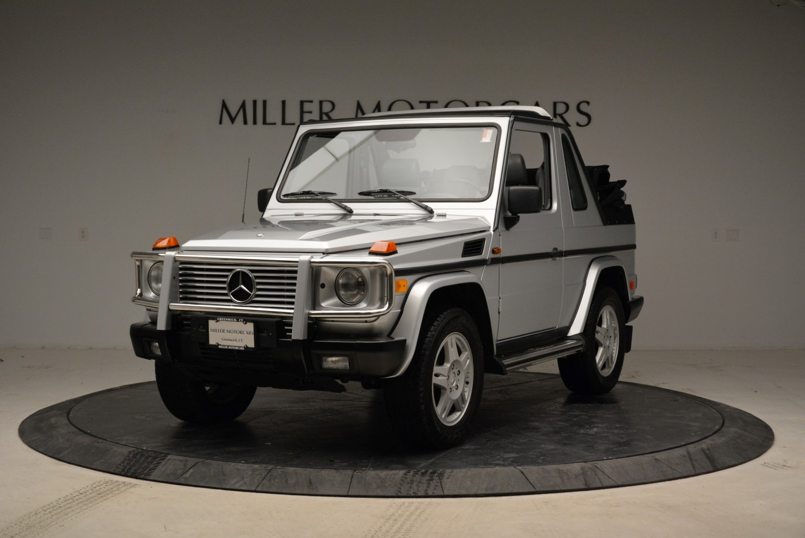 Used 1999 Mercedes Benz G500 Cabriolet for sale Sold at Bentley Greenwich in Greenwich CT 06830 1