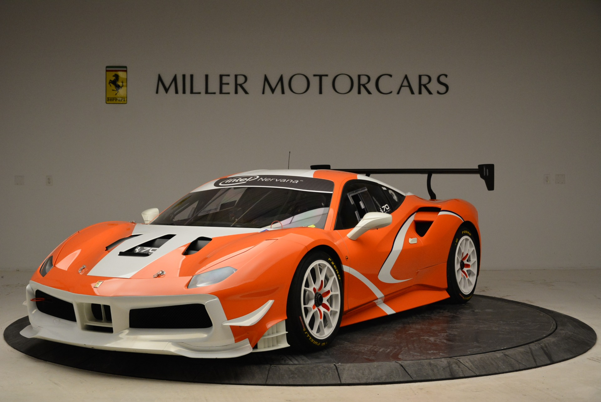 Used 2017 Ferrari 488 Challenge for sale Sold at Bentley Greenwich in Greenwich CT 06830 1