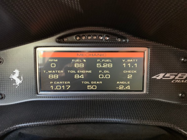 Used 2015 Ferrari 458 Challenge for sale $169,900 at Bentley Greenwich in Greenwich CT 06830 21