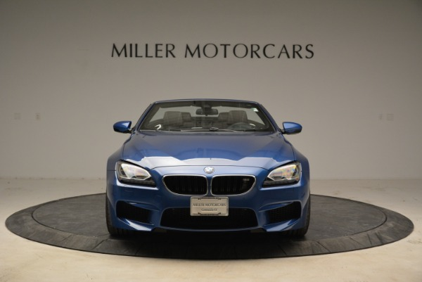 Used 2013 BMW M6 Convertible for sale Sold at Bentley Greenwich in Greenwich CT 06830 12
