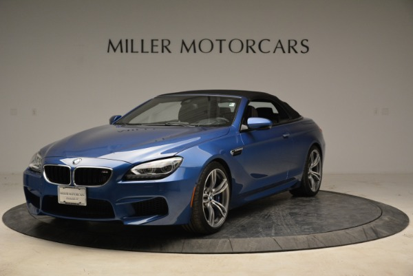 Used 2013 BMW M6 Convertible for sale Sold at Bentley Greenwich in Greenwich CT 06830 13
