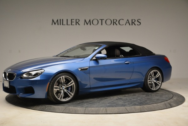 Used 2013 BMW M6 Convertible for sale Sold at Bentley Greenwich in Greenwich CT 06830 14