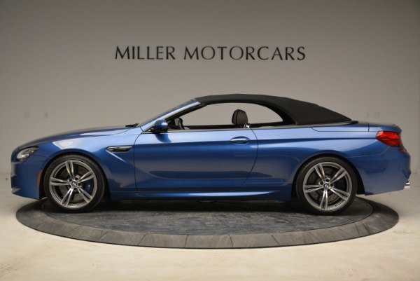 Used 2013 BMW M6 Convertible for sale Sold at Bentley Greenwich in Greenwich CT 06830 15