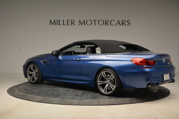 Used 2013 BMW M6 Convertible for sale Sold at Bentley Greenwich in Greenwich CT 06830 16