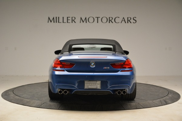 Used 2013 BMW M6 Convertible for sale Sold at Bentley Greenwich in Greenwich CT 06830 18
