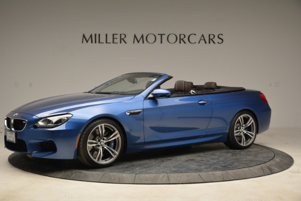 Used 2013 BMW M6 Convertible for sale Sold at Bentley Greenwich in Greenwich CT 06830 2