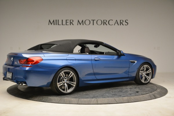 Used 2013 BMW M6 Convertible for sale Sold at Bentley Greenwich in Greenwich CT 06830 20