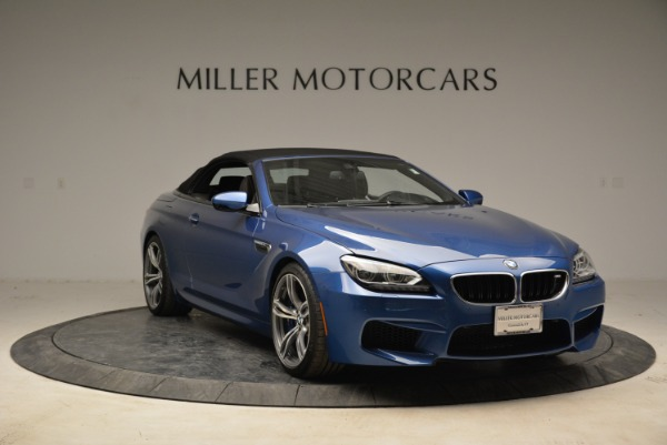 Used 2013 BMW M6 Convertible for sale Sold at Bentley Greenwich in Greenwich CT 06830 23