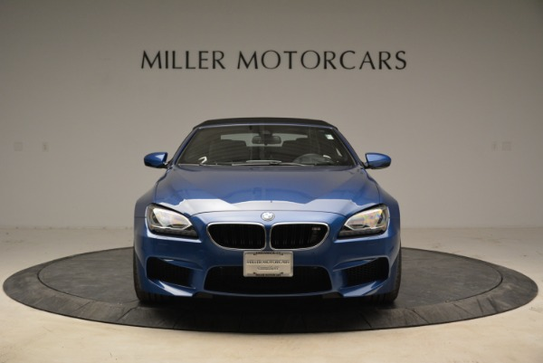 Used 2013 BMW M6 Convertible for sale Sold at Bentley Greenwich in Greenwich CT 06830 24
