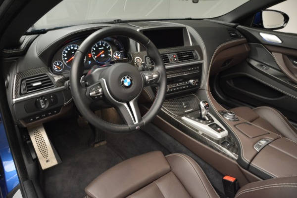 Used 2013 BMW M6 Convertible for sale Sold at Bentley Greenwich in Greenwich CT 06830 25
