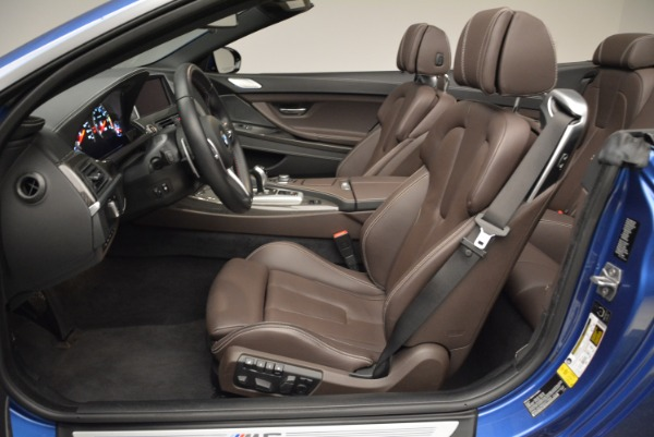 Used 2013 BMW M6 Convertible for sale Sold at Bentley Greenwich in Greenwich CT 06830 26