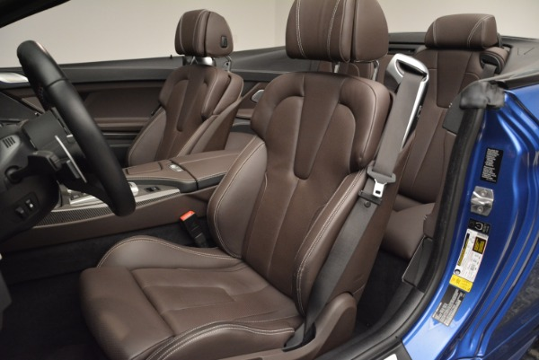 Used 2013 BMW M6 Convertible for sale Sold at Bentley Greenwich in Greenwich CT 06830 27