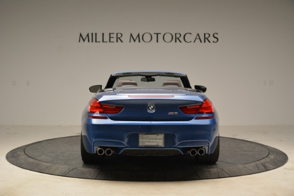 Used 2013 BMW M6 Convertible for sale Sold at Bentley Greenwich in Greenwich CT 06830 6