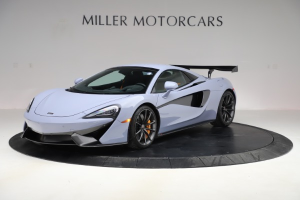Used 2018 McLaren 570S Spider for sale $167,900 at Bentley Greenwich in Greenwich CT 06830 10