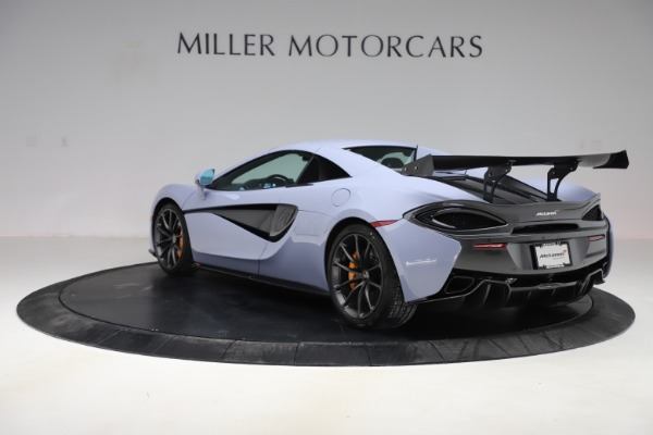 Used 2018 McLaren 570S Spider for sale $167,900 at Bentley Greenwich in Greenwich CT 06830 12