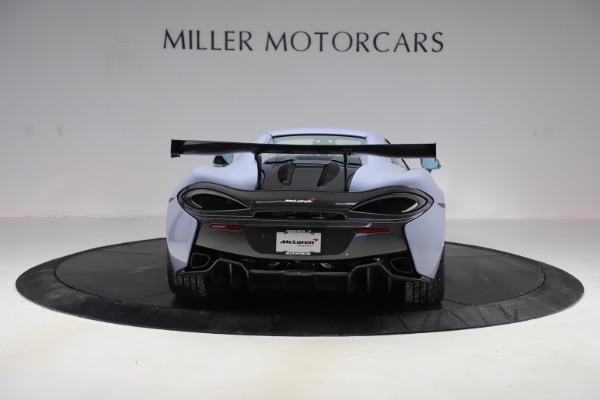 Used 2018 McLaren 570S Spider for sale $167,900 at Bentley Greenwich in Greenwich CT 06830 13