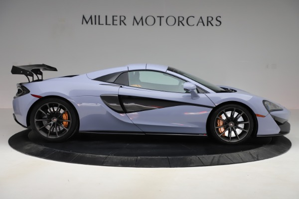 Used 2018 McLaren 570S Spider for sale $167,900 at Bentley Greenwich in Greenwich CT 06830 15