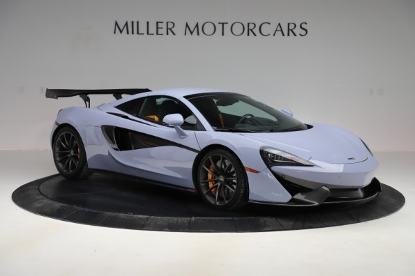 Used 2018 McLaren 570S Spider for sale $167,900 at Bentley Greenwich in Greenwich CT 06830 16