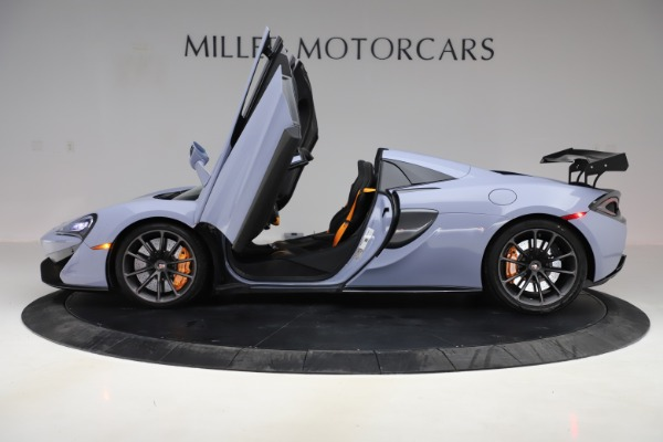 Used 2018 McLaren 570S Spider for sale $167,900 at Bentley Greenwich in Greenwich CT 06830 19