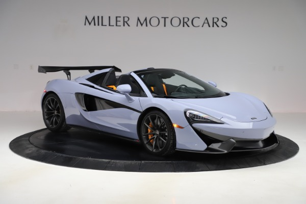 Used 2018 McLaren 570S Spider for sale $167,900 at Bentley Greenwich in Greenwich CT 06830 7