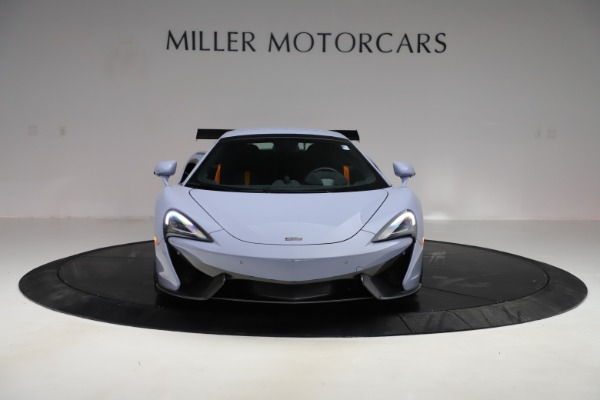 Used 2018 McLaren 570S Spider for sale $167,900 at Bentley Greenwich in Greenwich CT 06830 9