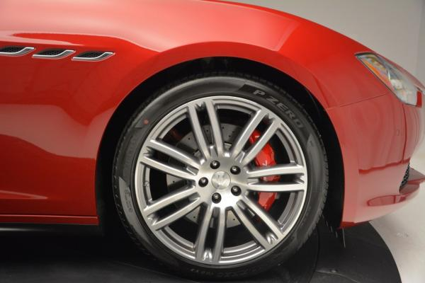 New 2016 Maserati Ghibli S Q4 for sale Sold at Bentley Greenwich in Greenwich CT 06830 28