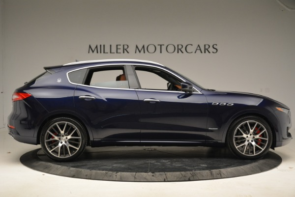 New 2018 Maserati Levante S Q4 GranLusso for sale Sold at Bentley Greenwich in Greenwich CT 06830 10