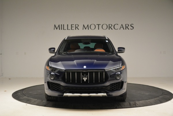 New 2018 Maserati Levante S Q4 GranLusso for sale Sold at Bentley Greenwich in Greenwich CT 06830 12