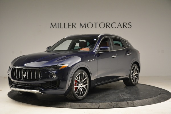 New 2018 Maserati Levante S Q4 GranLusso for sale Sold at Bentley Greenwich in Greenwich CT 06830 2