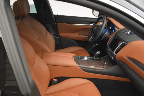 New 2018 Maserati Levante S Q4 GranLusso for sale Sold at Bentley Greenwich in Greenwich CT 06830 20