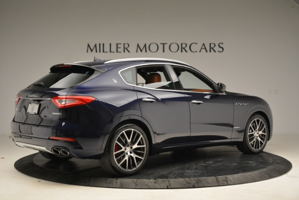 New 2018 Maserati Levante S Q4 GranLusso for sale Sold at Bentley Greenwich in Greenwich CT 06830 9