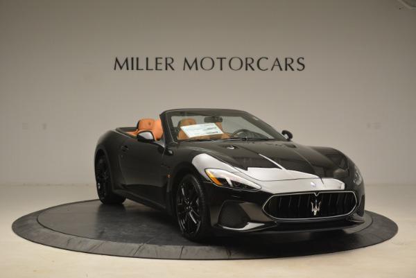 New 2018 Maserati GranTurismo MC Convertible for sale Sold at Bentley Greenwich in Greenwich CT 06830 10